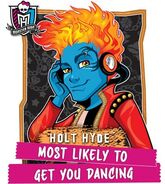 Facebook - Most Likely To Holt