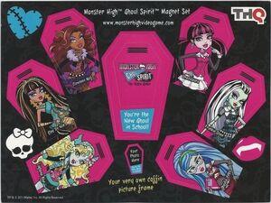SDCCI 2011 - Ghoul Spirit magnet set.jpg