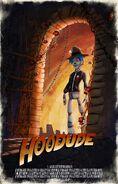 Concept art - FCA Hoodude poster I