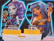 Amanita & Nefera