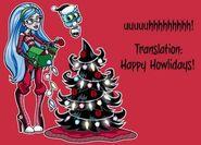 Howliday Ghoul Grams - Ghoulia Yelps