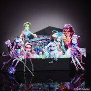 Diorama - Haunted coffin