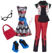 Doll stockphotography - My Wardrobe and I Ghoulia.jpg