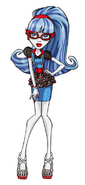 Profile art - Ghouls Night Out Ghoulia