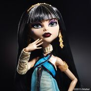 Diorama - Cleo's closeup