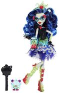 Doll stockphotography - Sweet Screams Ghoulia