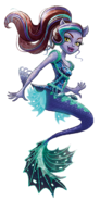 Clawdeen Wolf - Great Scarrier Reef - Glowsome Ghoulfish