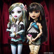 Diorama - Lagoona and Cleo