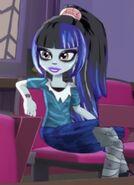 Reboot Backgrounder Blue Zombie Mummy