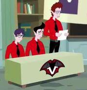 Fear-A-Mid Power - Belfry Prep debate team
