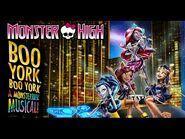 Monster High- Boo York, Boo York - Trailer - Own it Now