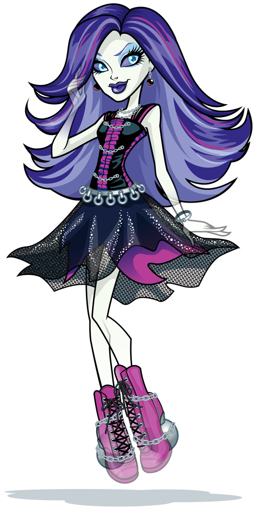 Spectra Vondergeist Monster High Wiki Fandom