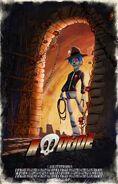 Concept art - FCA Hoodude poster II