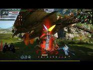Berukyurosu Monster Hunter Online
