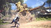 MHW-Deviljho and Great Jagras Screenshot 003