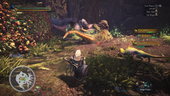 MHW-Anjanath and Great Jagras Screenshot 001