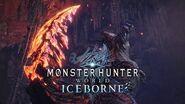 Monster Hunter World Iceborne - Glavenus Trailer