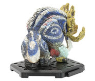 Capcom Figure Builder Plus Volume 8- Elderfrost Gammoth Figure 002