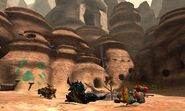 MH4U-Old Desert Screenshot 005