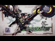 Monster Hunter Rise - Switch Axe