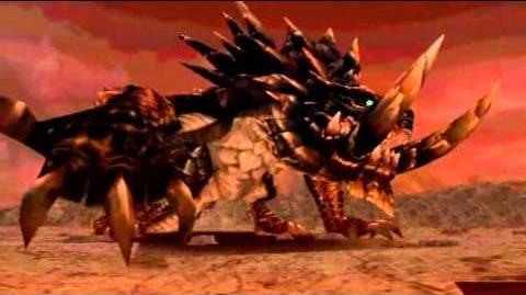 """Monster_Hunter_Freedom_Unite_--_""""Tyrannical_Roar""""_(Akantor_Intro)"""