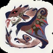 MHRise-Apex Rathalos Icon