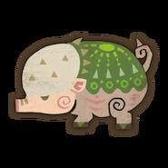 MHW-Mosswine Icon