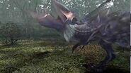 Monster Hunter Freedom - The Lone Black Wolf (Yian Garuga intro)