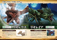 Rathalos and Rathian Biological Theory 001