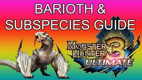 Sand Barioth Guides