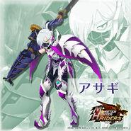 MHR-Asagi Twitter Introduction Image