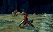 MHST-Brute Tigrex and Ruby Basarios Screenshot 001