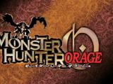 Monster Hunter Orage