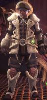 Lumu α Armor (MHW)