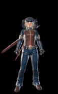 MHR Remobra Armor Woman