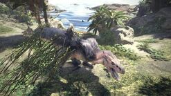 MHW-Anjanath Screenshot 002