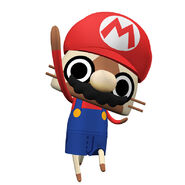 MHDFVDX-Mario Collaboration Render 001