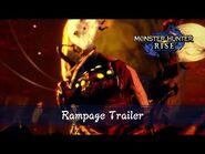 Monster Hunter Rise - Rampage Trailer