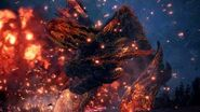 Monster Hunter World Iceborne - Raging Brachydios Hunt (Solo Hammer)