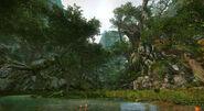 MHO-Firefly Mountain Stream Screenshot 003
