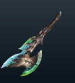 MH4U-Relic Switch Axe 007 Render 003