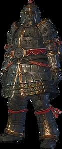 MHO-Lone Shen Gaoren Armor (Blademaster) (Male) Render 001.png