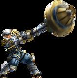 FrontierGen-Hammer Equipment Render 006
