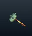 MH4U-Relic Hammer 004 Render 003
