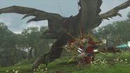 MHFGG-Rathian Screenshot 008
