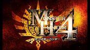 Battle Tigrex 【ティガレックス戦闘bgm】 Monster Hunter 4 Soundtrack rip