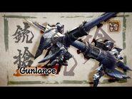Monster Hunter Rise - Gunlance