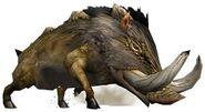 Грязевой бык