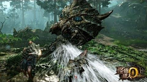 Monster_Hunter_Online_New_Monster_Baelidae_Gameplay