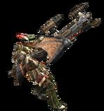 2ndGen-Heavy Bowgun Equipment Render 001